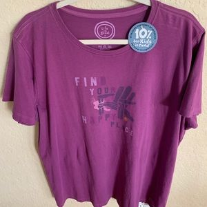 Life Is Good Tops - Life is Good t shirt , NWT, size XXL